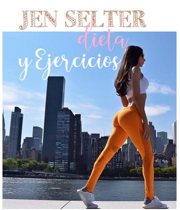 Dieta Jen Selter