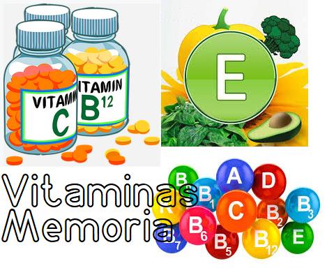 Vitaminas para la Memoria