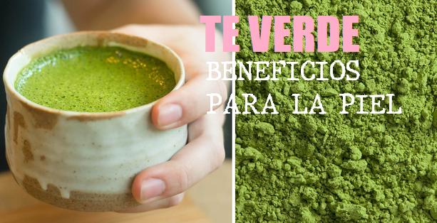 Te Matcha Verde Beneficios para la Piel