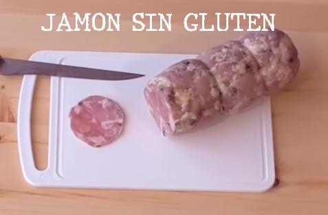 Receta Jamon Sin Gluten Casero Muy Facil