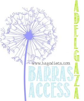 Barras de Access para Adelgazar