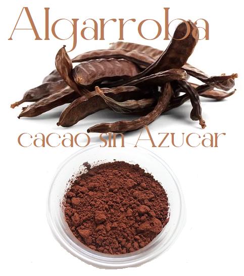 Beneficios de Algarroba Carob Chocolate sin Azucar