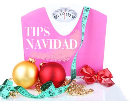 Tips Consejos para Navidad sin Ganar Peso