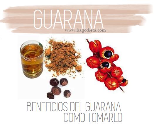 Como Tomar Guarana Energizante Beneficios