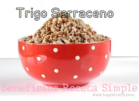 Trigo Sarraceno Beneficios Sin Gluten 2 Recetas Faciles