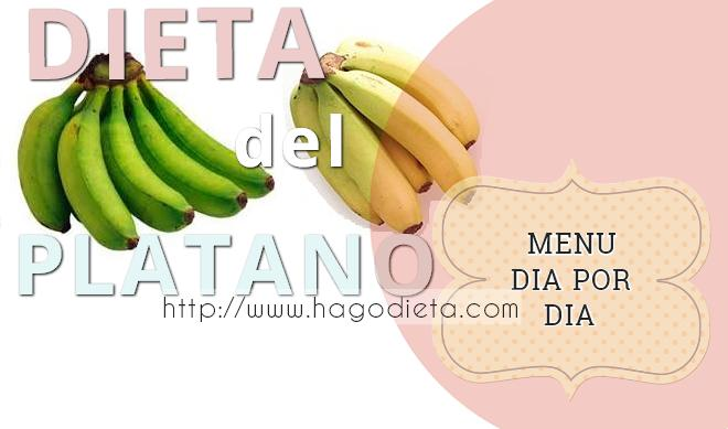 dieta-platano-http-www-hagodieta-com