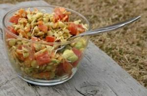 brote ensalada