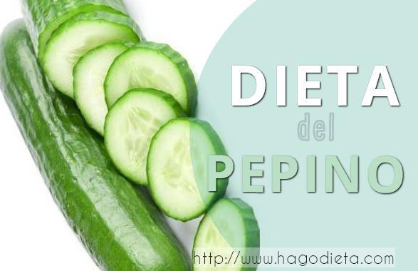 dieta pepino  http www hagodieta com