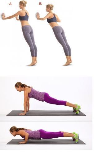 ejercicios aumentar busto 1
