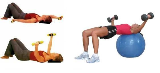 ejercicios aumentar busto 2