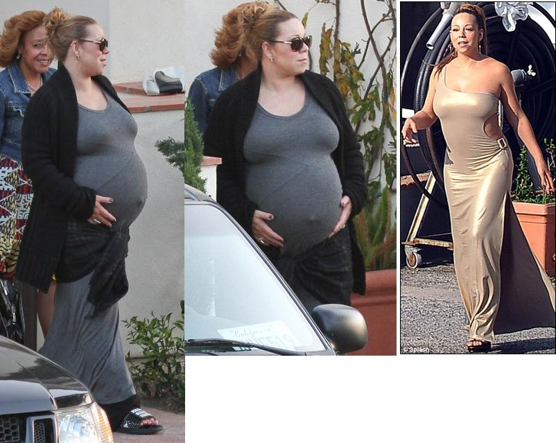 mariah carey gorda