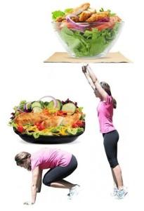 ejercicios-alimentos-bajar-panza