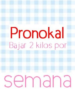 dieta-pronokal adelgazar