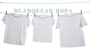 blanquear-ropa