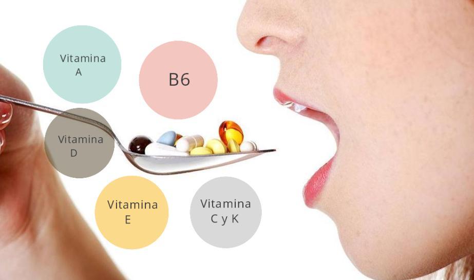 vitaminas para mujer multivitaminas suplementos