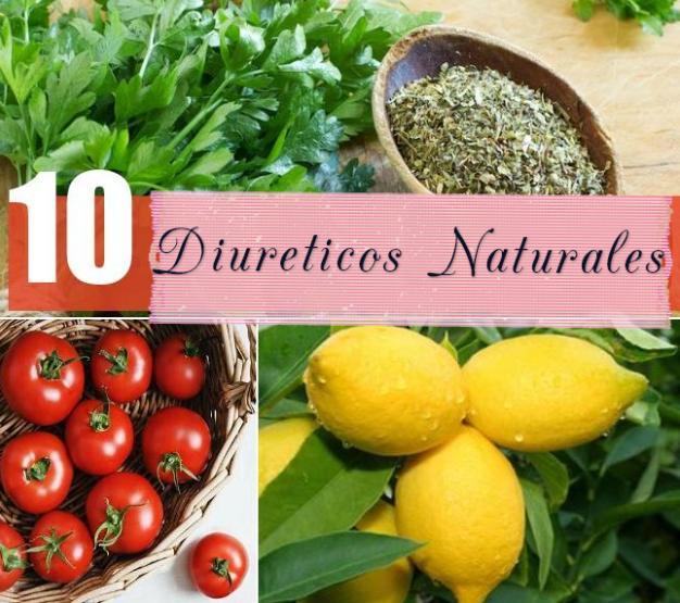 10 diureticos naturales