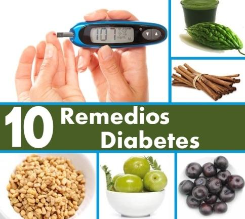 10 remedios diabetes