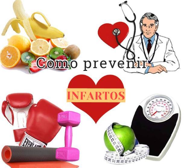 prevenir infartos