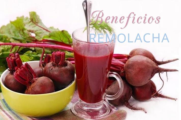 remolacha beneficios