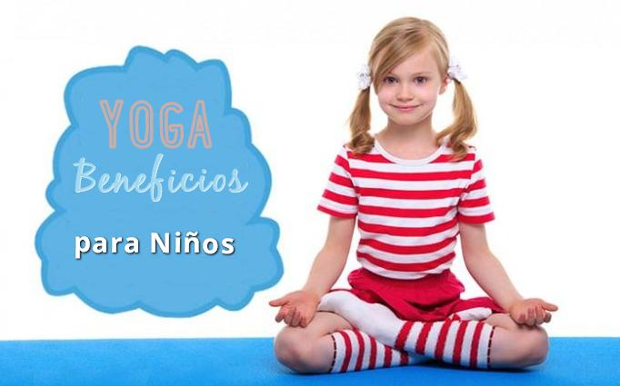 beneficios yoga ninios