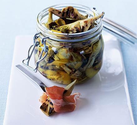 receta alcachofa conserva