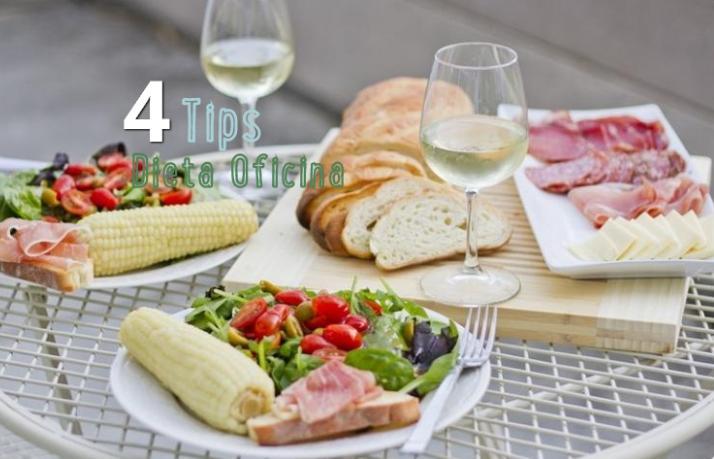 4 tips dieta oficina