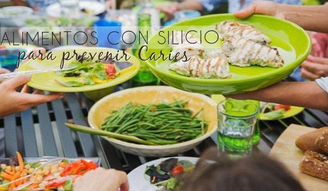 alimentos silicio