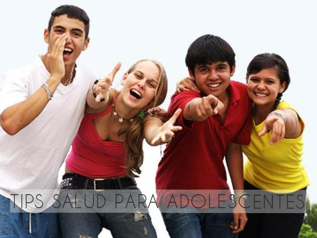tips salud adolescentes http www hagodieta com