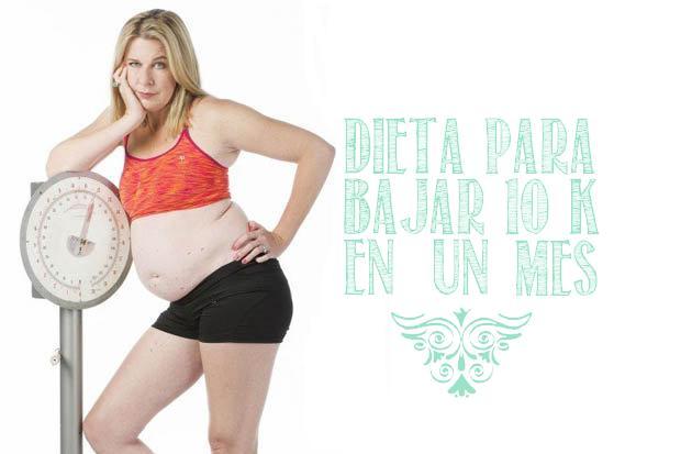 dieta bajar 10 kilos en un mes http www hagodieta com