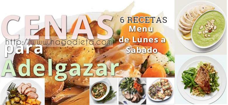 cenas-para-adelgazar-http-www-hagodieta-com