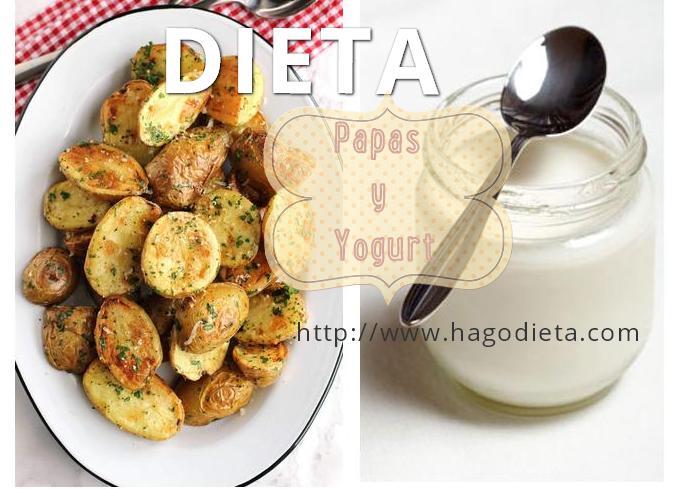 dieta-papa-yogurt-http-www-hagodieta-com