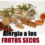 alergia frutos secos