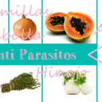 dieta parasitos