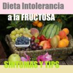 intolerancia fructosa