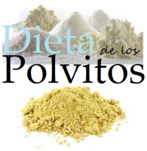 Dieta de los polvitos