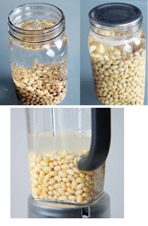 leche soja