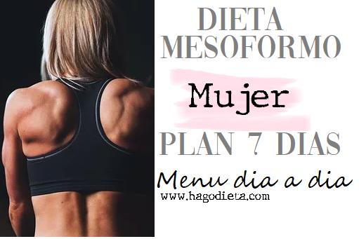 dieta-mesoformo-mujer